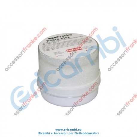 Crema 300gr pasta inox Franke cod. 0390099