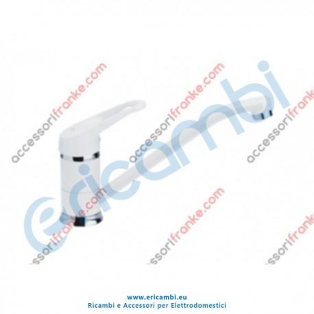 Miscelatore Sesia bianco Franke cod. 0738034