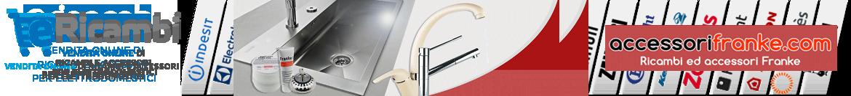 Vendita online di tappi lavello - miscelatori - prodotti per la pulizia franke